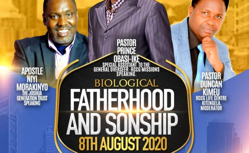 The Father's Blessings Show (TFB) – Fatherhood and Sonship