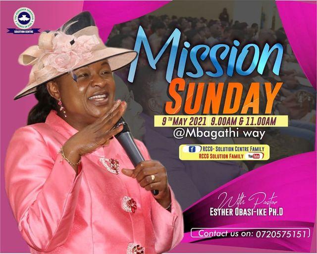 Sunday Service – Mission Sunday