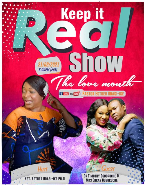 Keep it real talk show