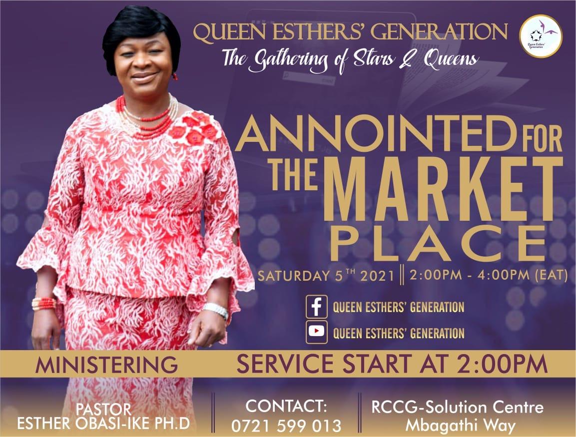 Queen Esthers's Generation Meeting