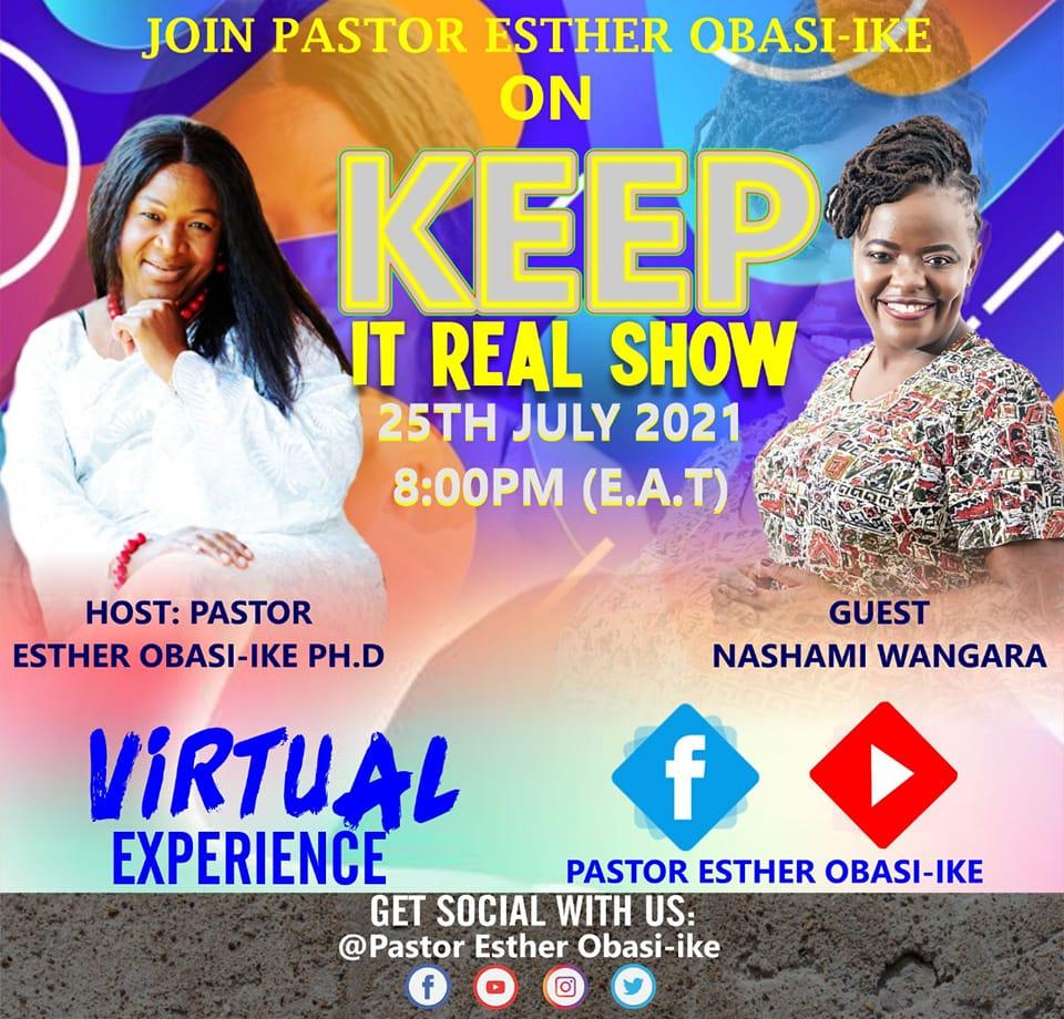 Keep it real talk show